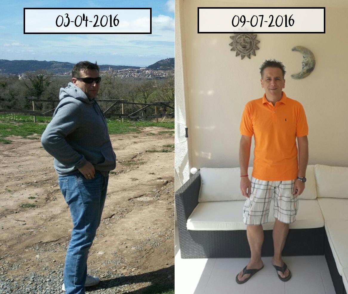 Sergio Perdi 20 Kilos Aprendiendo A Comer De Todo La Dieta