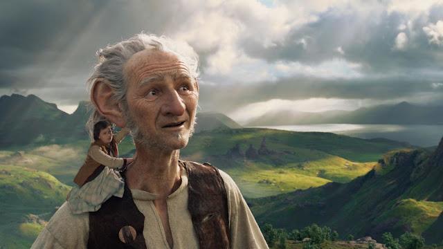 Crítica de 'Mi amigo el gigante': Spielberg recrea con acierto el universo de Roald Dahl
