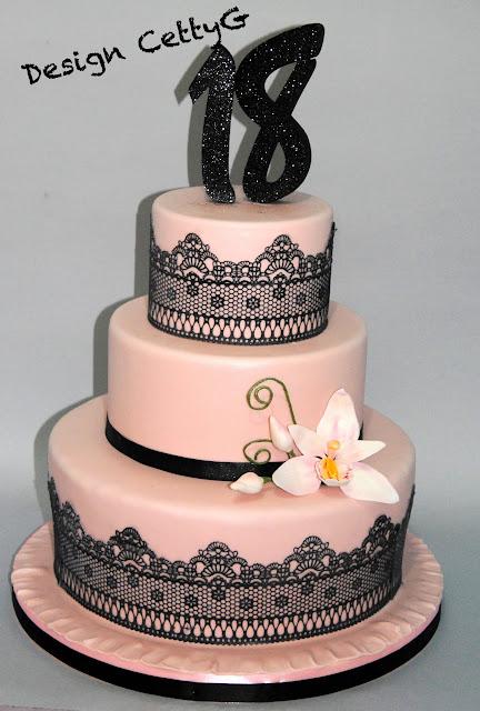 Auguri Matrimonio Eleganti : Le torte decorate di cetty g °compleanno