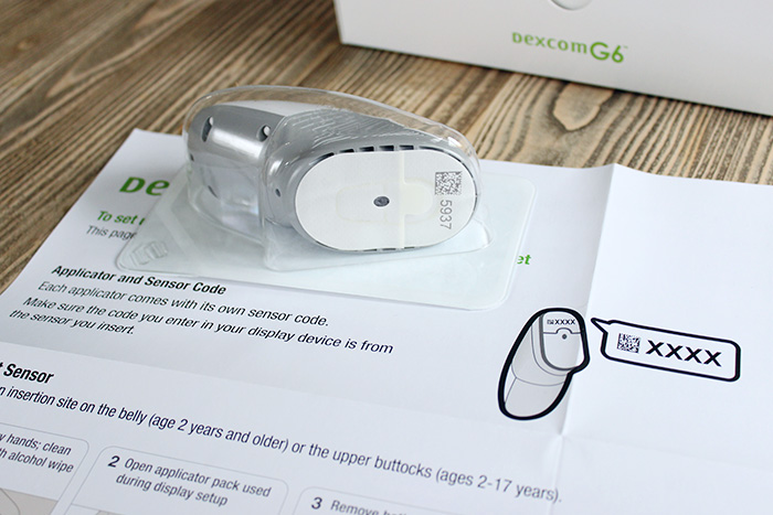 Dexcom G6 Review - Type Lovely