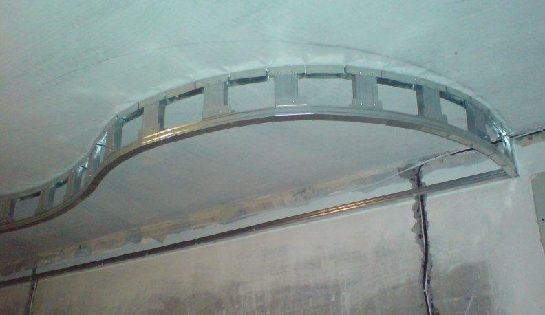 Конструкции из профиля для гипсокартона, монтаж металлопрофиля под ГКЛ своими руками: инструкция, фото и видео-уроки, цена