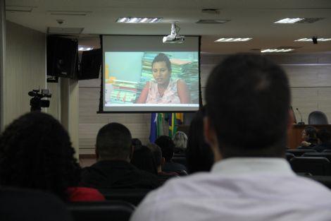 Trabalho dos reeducandos nos prédios do Judiciário é destaque em seminário de contratação