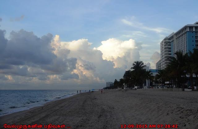 Lauderdale-by-the-Sea Beach  Florida