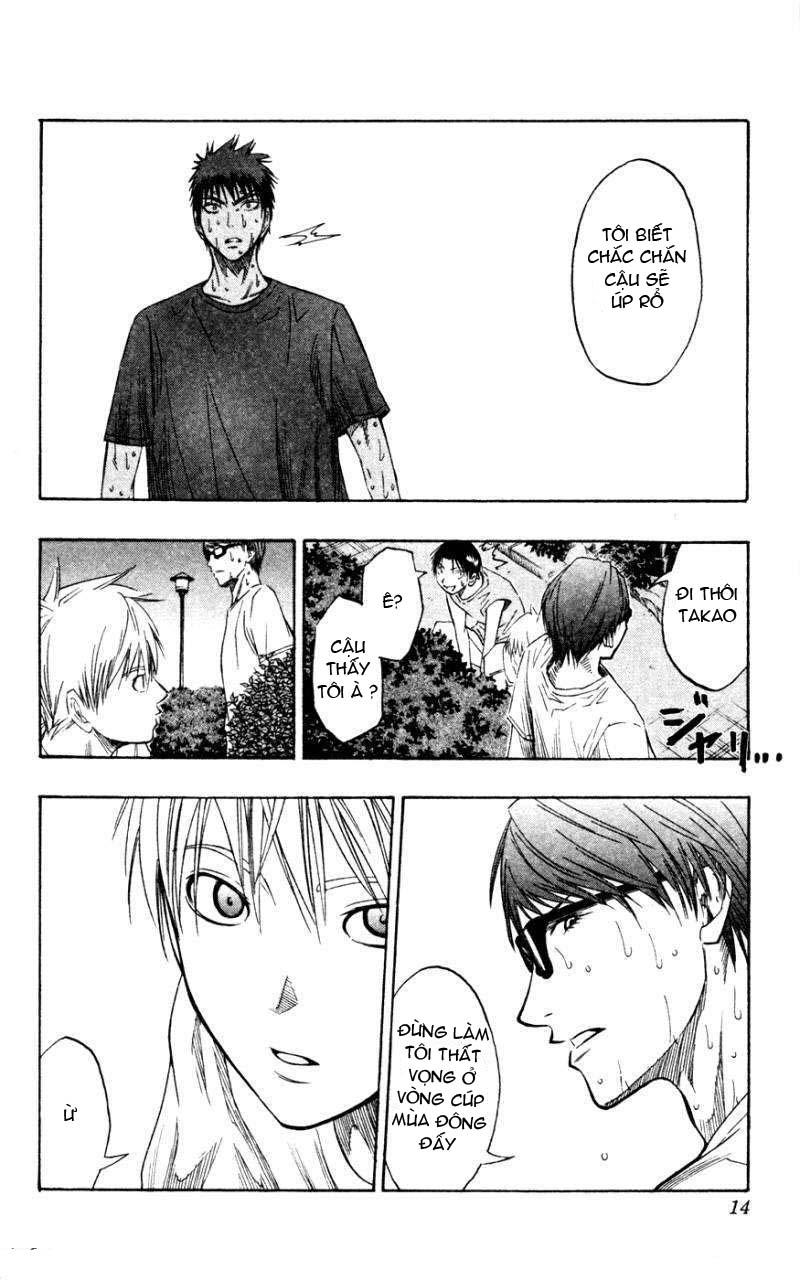 Kuroko No Basket chap 062 trang 9