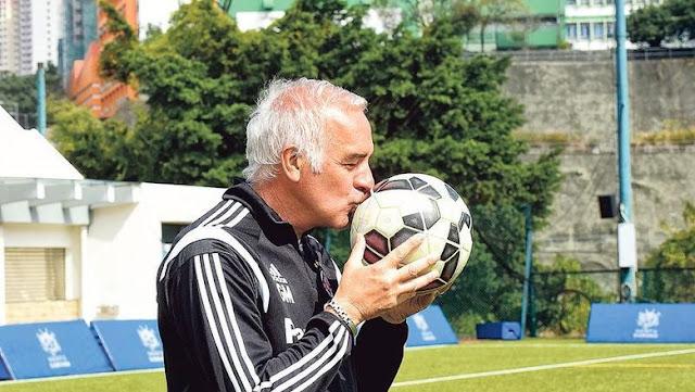 Siapa Roberto Carlos, Juru Taktik Baru Persib Eks Asisten Pelatih Inter?