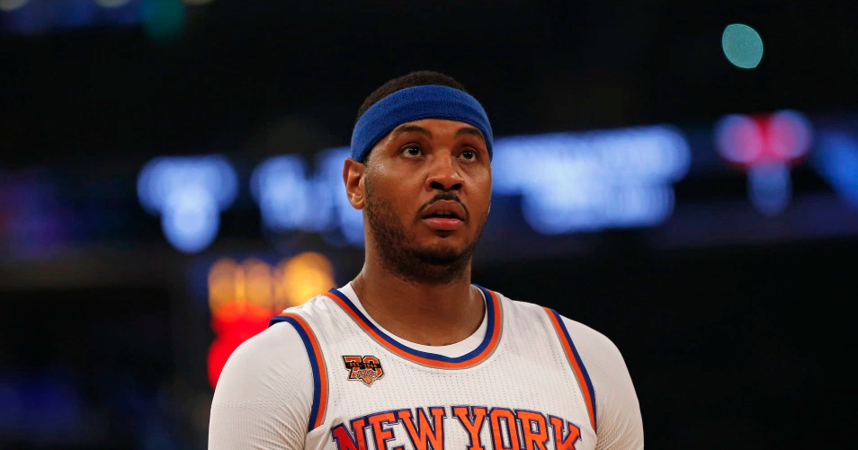 Carmelo Anthony Willing to Waive No-Trade Clause for Team ...