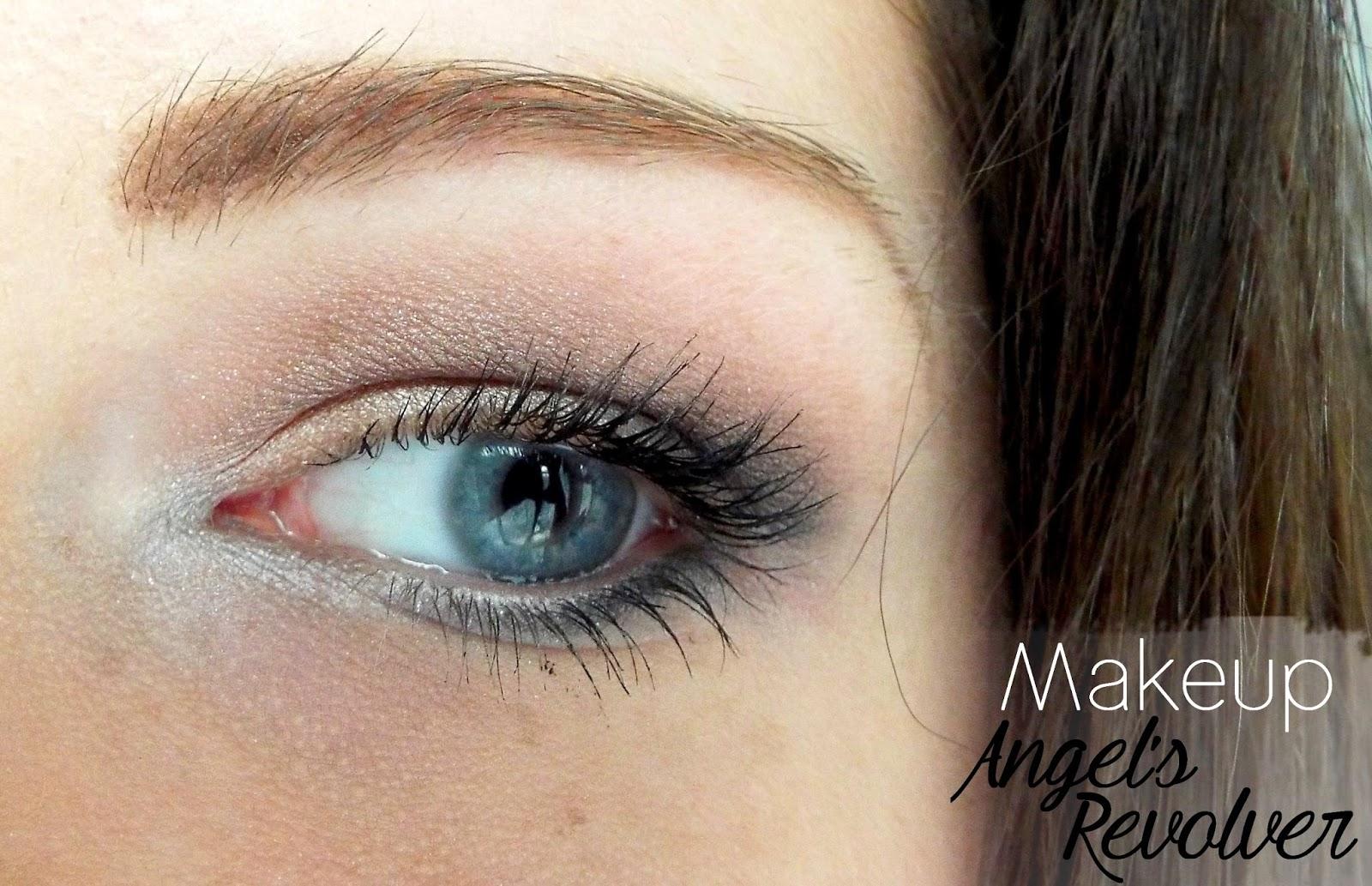 Makeup Angel's Revolver avec la Vice 3