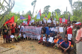 Indonesia attempts to crush mass peaceful rallies across West Papua