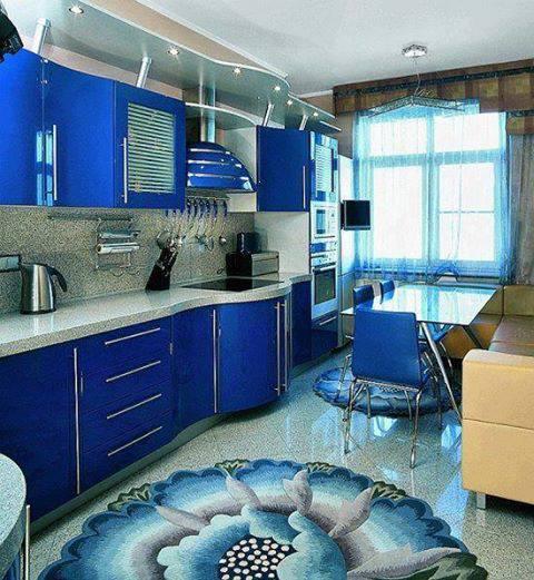 Studio domus case case da sogno e tante idee cucine for Cucine colorate