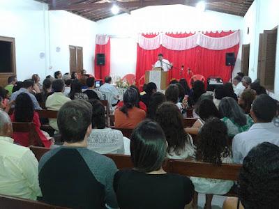 ANIVERSÁRIO DE 42 ANOS DA IBR CAMPO REDONDO