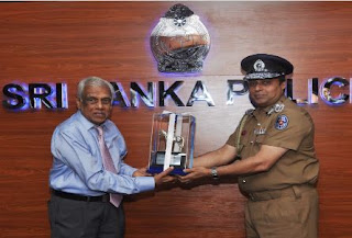 73 Year Old Police Officer In Sri Lanka