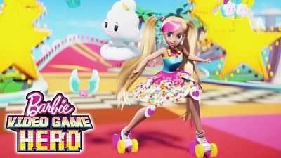 Barbie Video Game Hero (2017) Hindi Dubbed Movie Full Free Download