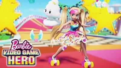 Barbie Video Game Hero (2017) Hindi Dubbed Movie Full Free Download