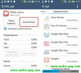 Setting Paling Ringan Untuk Main Pokemon GO di Android