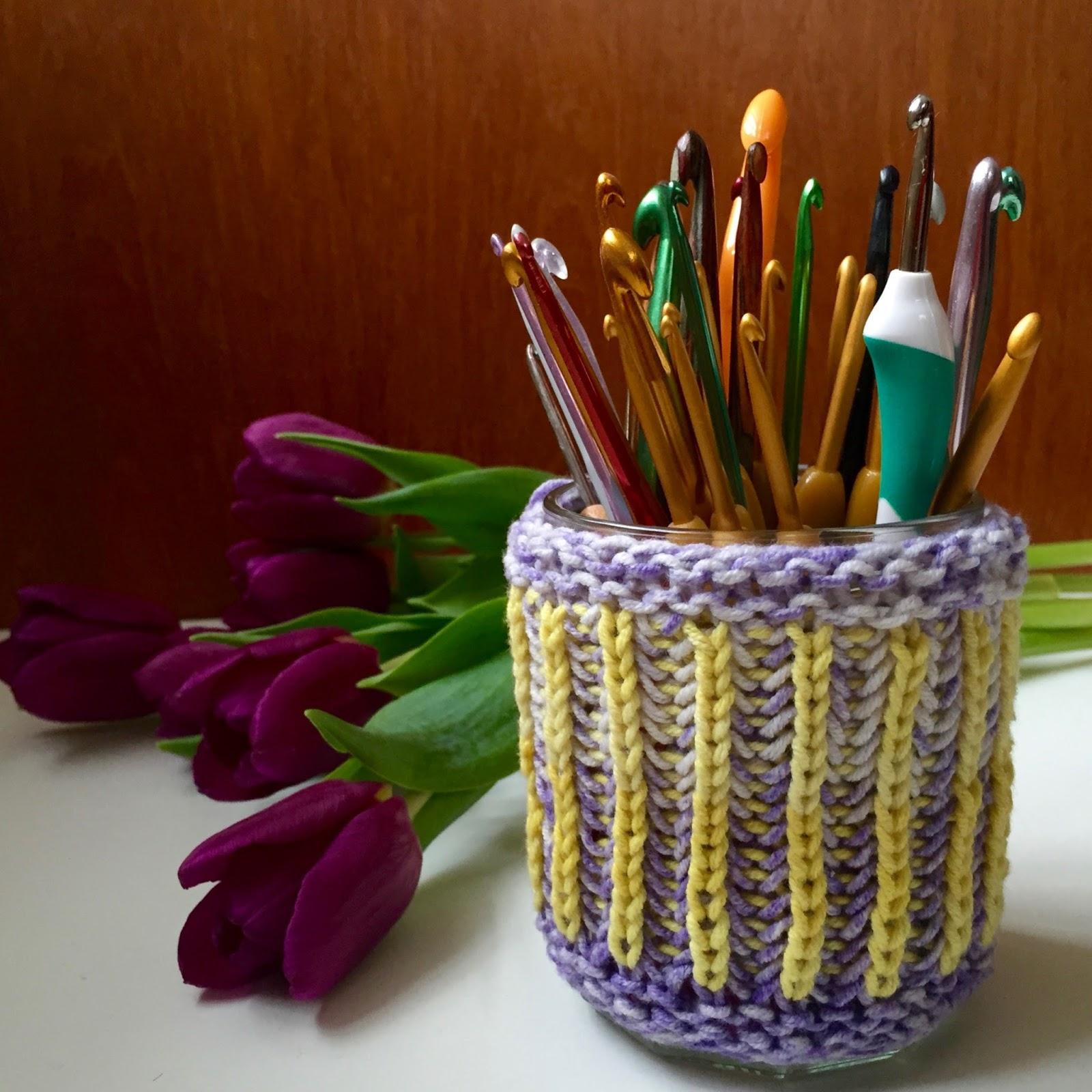 Brioche Knitting Part 3: Two-colour Brioche (in-the-round) | Crafts ...
