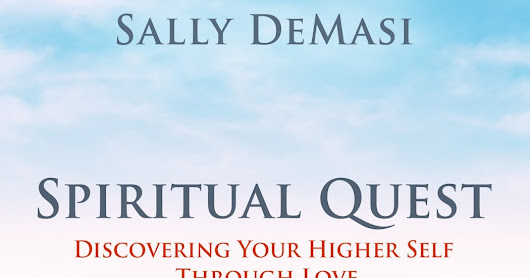 """Spiritual Quest"" book three in quest series now available"
