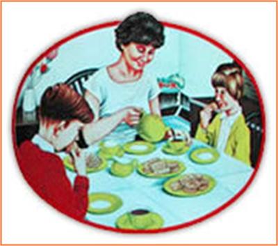 Gambar Kaleng Biskuit Khong Guan, Dimana Sang Ayah?