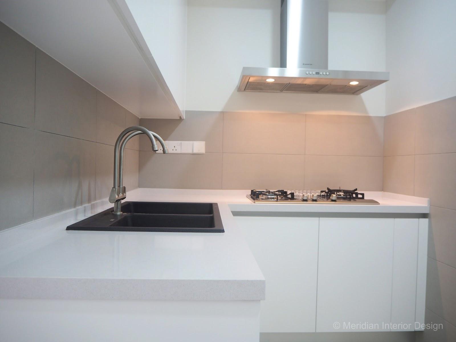 wet kitchen sleek linear design by signature kitchen - Kcheninnovationen Inkl