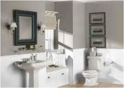 Farmhouse Bathroom Color Ideas