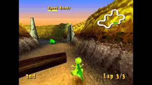 Download Land Before Time The Great Valley Racing adventures PS1 For PC Full Version - ZGASPC