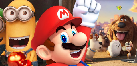 Mario is Finally Getting His Own Movie!