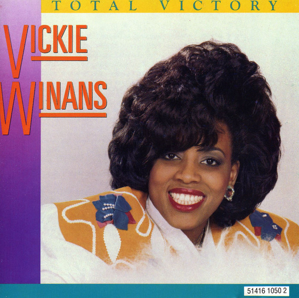 Vickie Winans-Total Victory-