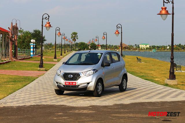 Datsun redi-GO Boosts Nissan Sales