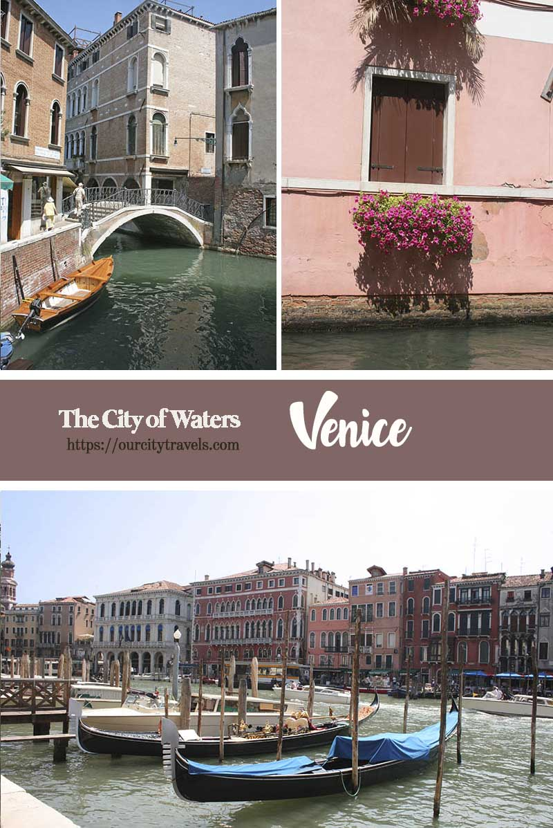 Venice, the City of Waters and also the City of Bridges is a good place to visit for people who likes to take pictures. and long walks. Don't be fooled, it may seem a small city but is not. A half-day isn't enough to tour around all the districts.