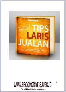 Ebook Tips dan Trik Laris Jualan