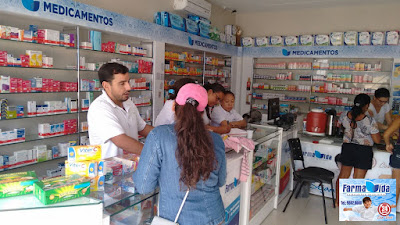 Resultado de imagem para farmavida em umarizal e região