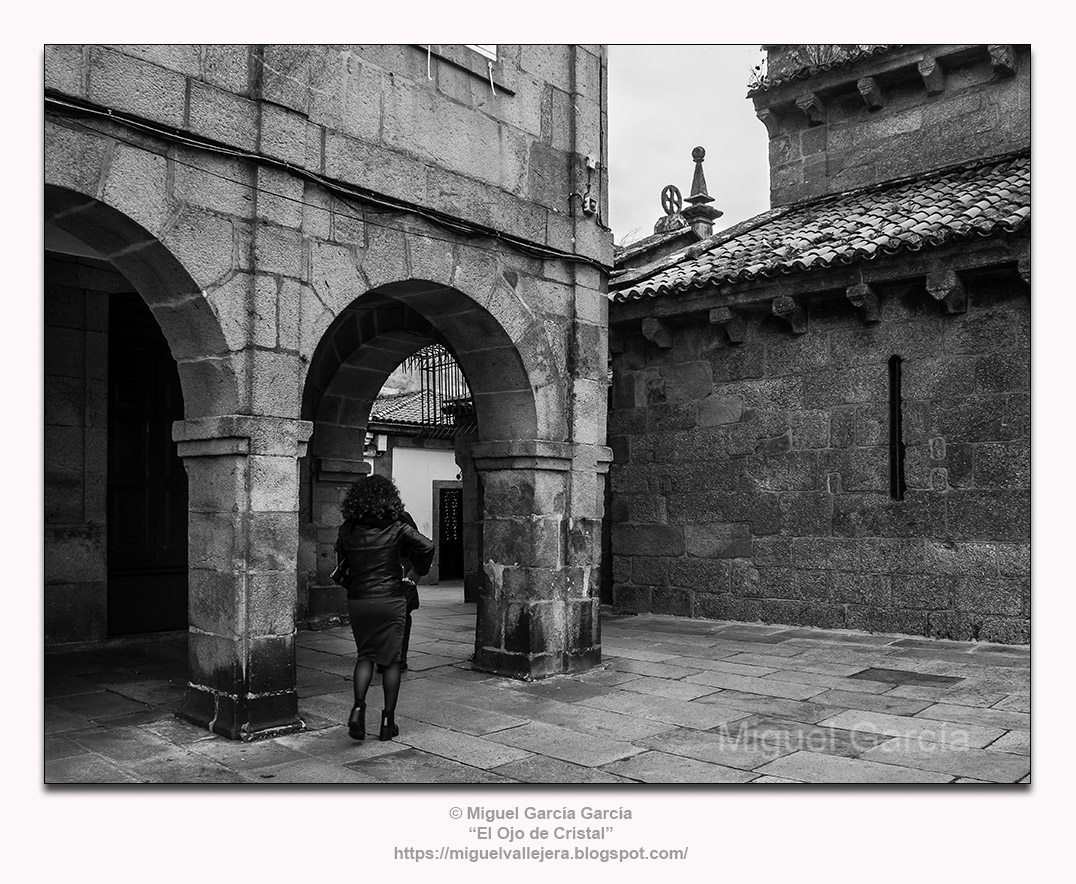 Rincones de Compostela.- La Corticela