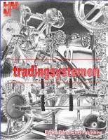 tradingstrategie en een mechanisch tradingsysteem