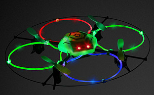 Geek Shopping Quad-Copter