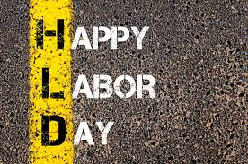 happy labor day in usa