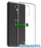 Carcasa gel  LG Stylus 3
