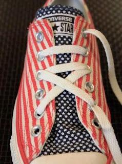 tips mengikat tali sepatu