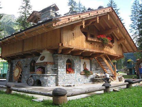 Desain Rumah Kayu Cantik Unik Sederhana Bahan Inspirasi & 100+ Desain Rumah Kayu Cantik Unik Sederhana Bahan Inspirasi ...