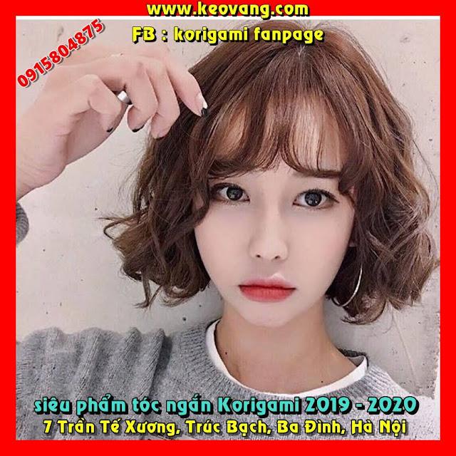 Con gái khuôn mặt dài và gầy nên cắt tóc ngắn ở đâu đẹp nhất 2019 2020