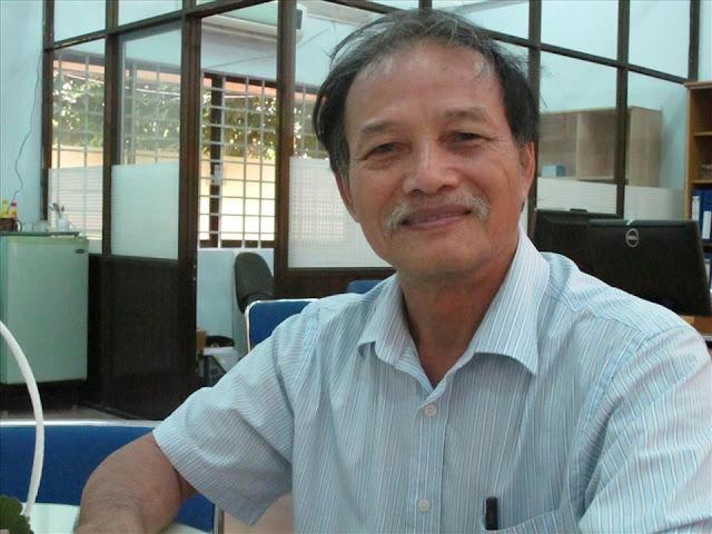 PGS.TS Nguyễn Thiện Tống