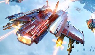 لعبة Sky Force Reloaded مهكرة نقود لاتنتهي + بدون فك الضغط للاندرويد