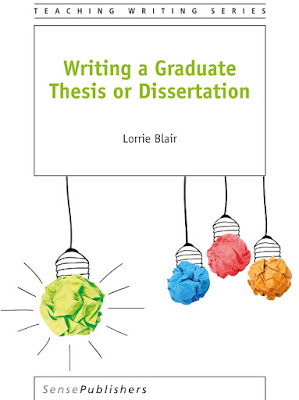 Writing a Graduate Thesis or Dissertation (Teaching Writing) - Free Ebook Download