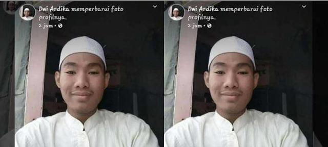 Dwi Ardika : Wanita pendukung AHOK Halal untuk di perkosa rame - rame