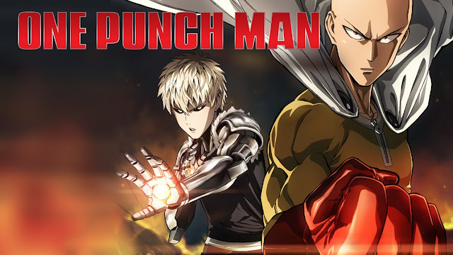 One Punch Man English Dub Trailer