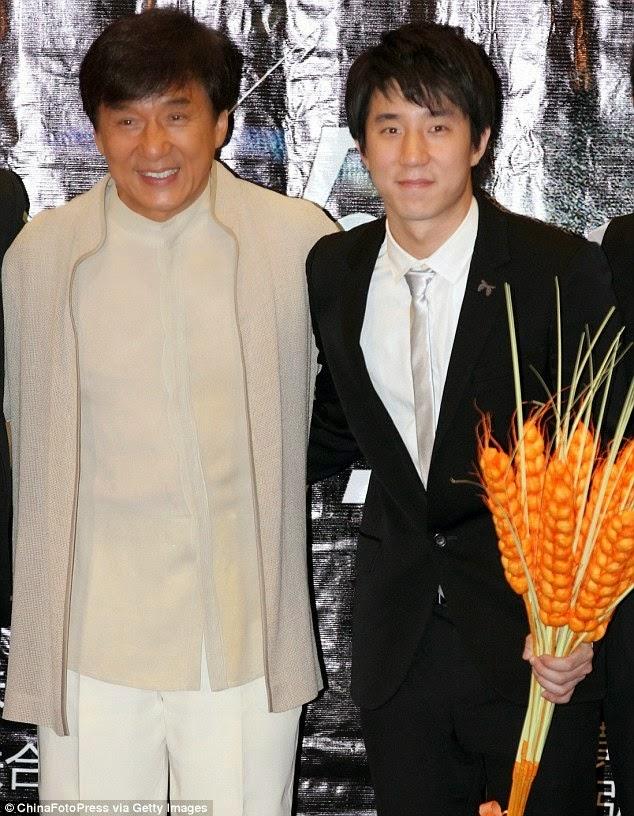 'I'm Very Ashamed, Shocked And Heartbroken,' – Jackie Chan After Son's Drug Arrest