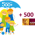 Nawet 500 zł premii dodatkowej w Alior Banku: Konto Rozsądne w ramach Rodzina 500+