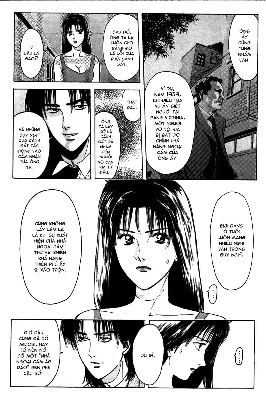 Psychometrer Eiji chapter 62 trang 9