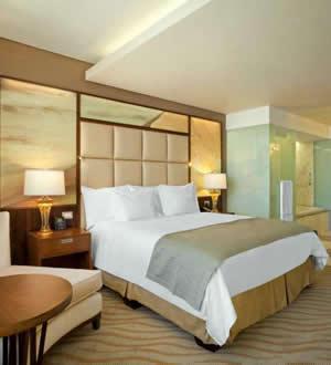 Hilton Windhoek Hotel Deluxe Room