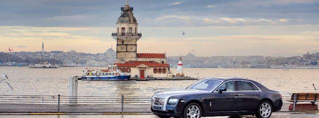 Aluguel de carro na Turquia