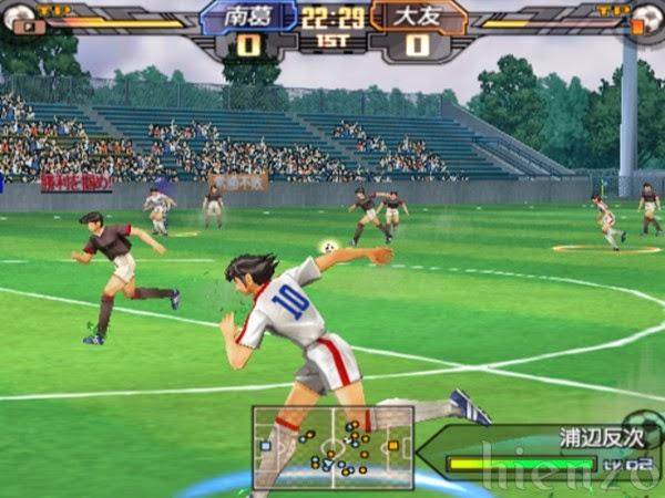 download game captain tsubasa ps2 rar