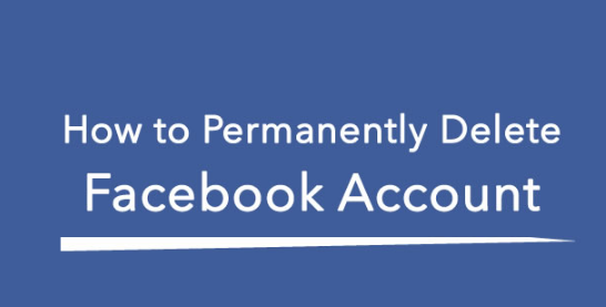 Permanently Delete My Facebook Account Link